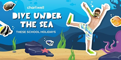 Dive Under the Sea | October School Holidays tickets