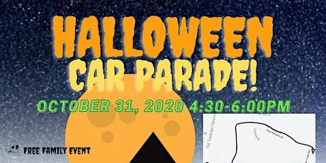 Halloween Car Parade tickets