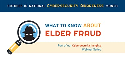 NEW:  What to Know About Elder Fraud