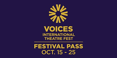 Voices Festival Pass tickets