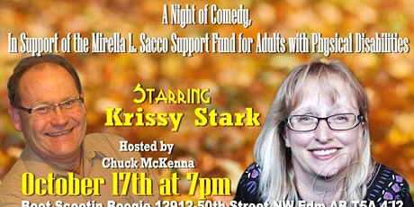 A Night of Comedy. In support of. tickets