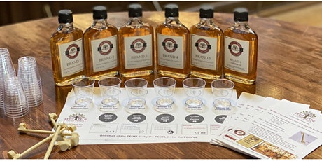 "Big Ash Brewing Private ""Brain Brew Custom Bourbon Experience"" tickets"