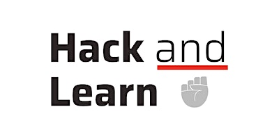 Hack and Learn logo
