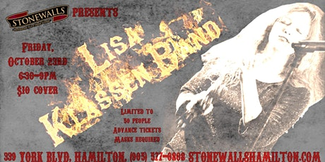Lisa Klassen Band LIVE at Stonewalls tickets