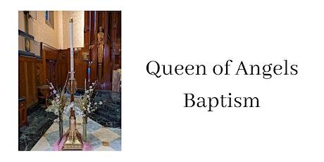 Baptism for the Rodriguez-Alvarado Family - September 20, 2020 tickets