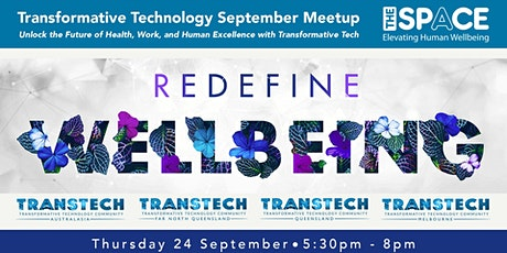Transformative Technologies Australasia Monthly Meetup tickets