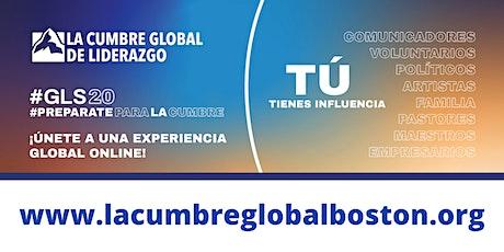 Cumbre Global de Liderazgo 2020 -Edition Digital ingressos