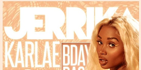 Jerricka Karlae Birthday Bash Opium Saturdays At Opium Nightclub tickets