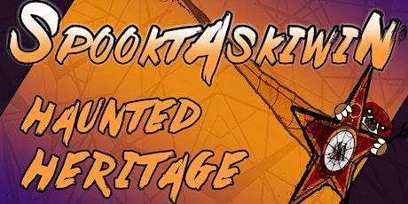 Spooktaskiwin: Haunted Heritage tickets