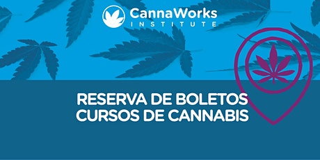 RESERVA ONLINE | Cannabis Training Camp | CannaWorks Institute boletos