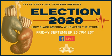 Election 2020: How Black America Wins After The Storm tickets