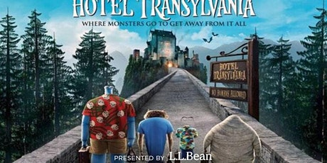 Hotel Transylvania, September 26, brought to you by L.L.Bean tickets