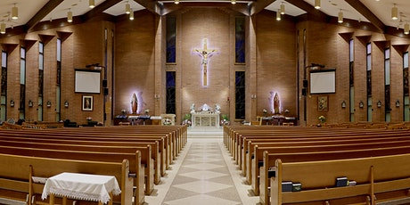 Our Lady of Mercy Sunday Mass (Burnaby, BC) tickets