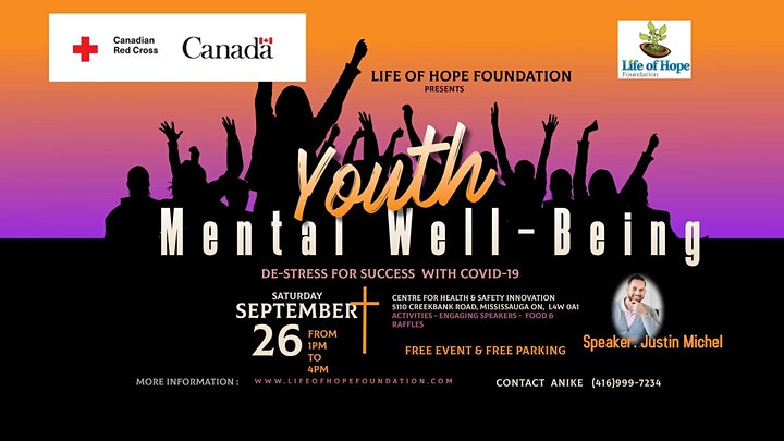 Youth Mental Health Well-Being Seminar image