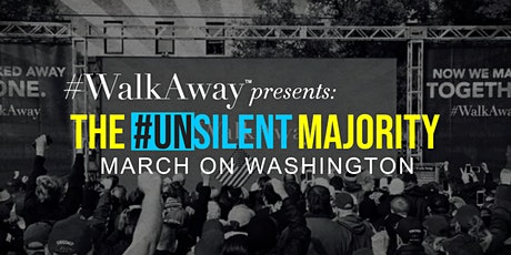 #WalkAway Presents: Unsilent Majority March tickets