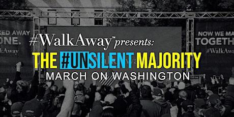 #WalkAway Presents: Unsilent Majority March tickets