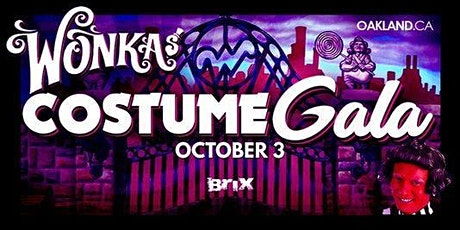 Wonka's Costume Gala tickets