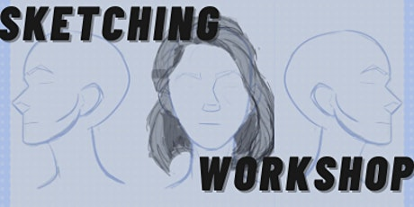 10/01 Thursday Sketching Workshop: DRAWING HAIR tickets