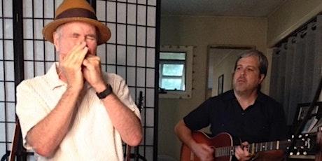 Mark Hummel & Bob Welsh - OUTDOORS tickets
