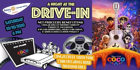 A Night At The Drive-In tickets