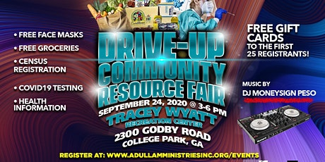 IGNITE Drive-Up Community Resource Fair tickets