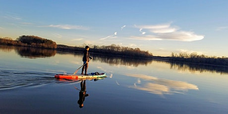 National Park Partners Fundraiser Paddleboard Adventure | SUP with Sherman tickets