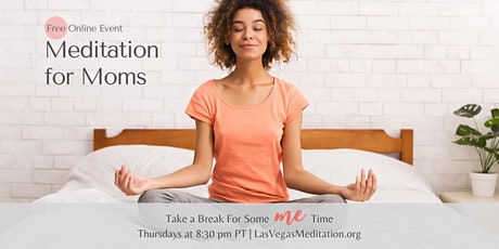 Meditation For Moms tickets