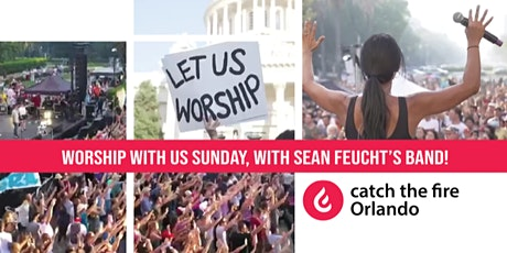 Worship with Team Members of Sean Feucht's Band tickets