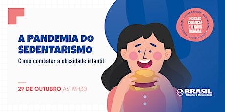 A pandemia de sedentarismo: Como combater a obesidade infantil.