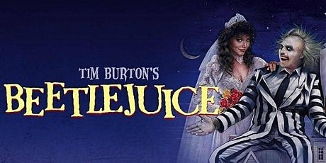 Outdoor Movie Night at the Herter Amp:  BEETLEJUICE (1988) tickets