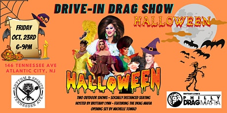 Halloween Drive In Drag Show tickets