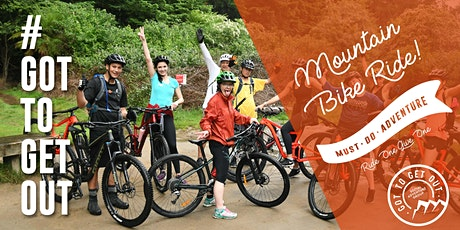 Get Out Mountainbiking: Waitawa Auckland tickets
