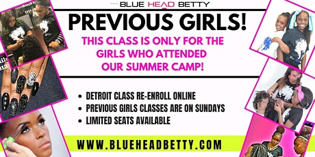 Previous Enrolled Bettys ONLY!!!!!!! tickets