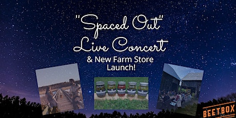 Live Spaced Out Concert COVID Plan tickets