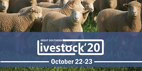 Great Southern Livestock'20 tickets