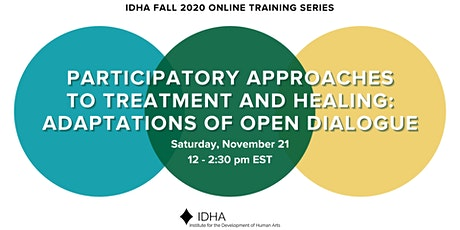Participatory Approaches to Treatment/Healing: Adaptations of Open Dialogue tickets