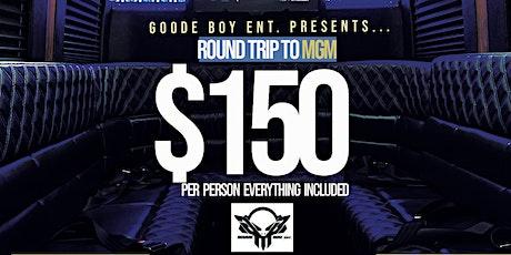 Luxury Travel- Richmond, VA  to  MGM (National Harbor MD) tickets
