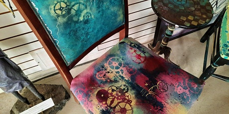 PAINT-A-CHAIR with Derrie Selles tickets