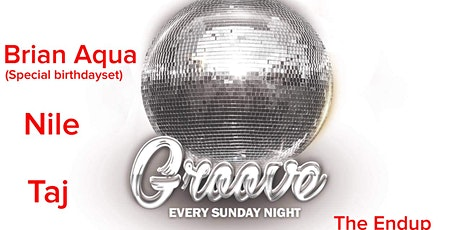 The Endup, DJ Taj & Off the Cuf Ent. Present: Groove Sunday tickets