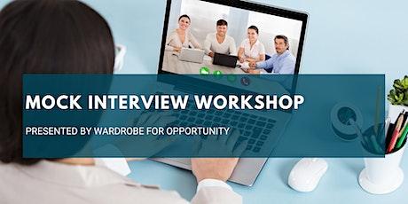 Interview Workshop tickets