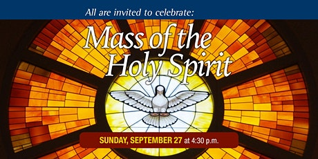 Mass of the Holy Spirit tickets