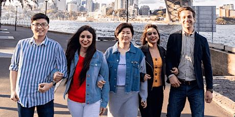 MIT Sydney Field Trip: Sydney City Walk! tickets
