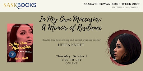 In My Own Moccasins: Helen Knott Book Week Author Reading tickets