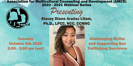 Challenging Myths and Supporting Sex Trafficking Survivors tickets