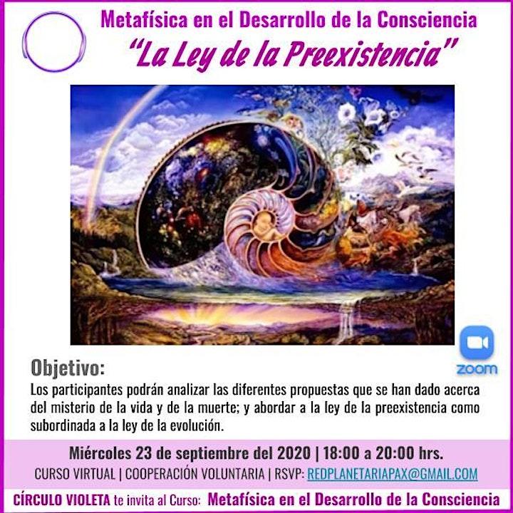 Metafísica en el Desarrollo de la Consciencia image
