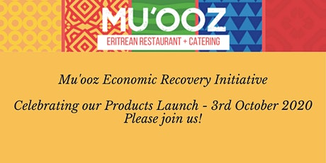 Mu'ooz Economic Recovery Initiative tickets