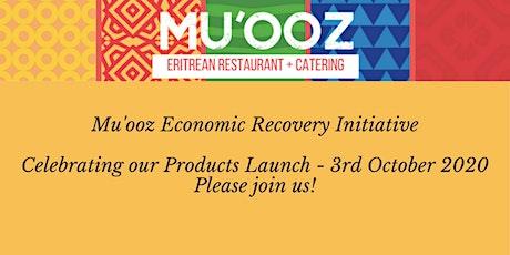 Mu'ooz Economic Recovery Initiative tickets