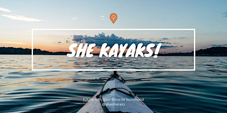 She Kayaks tickets