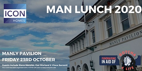 Man Lunch tickets