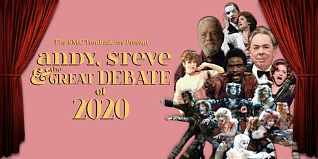 Andy, Steve, and the Great Debate of 2020 tickets